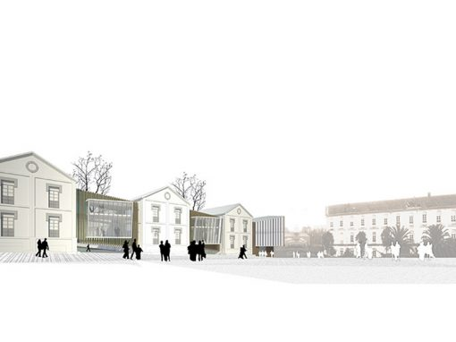 University Residence in Ferrol