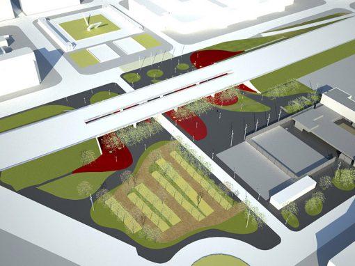 Urbanización de la Plaza Cornellá