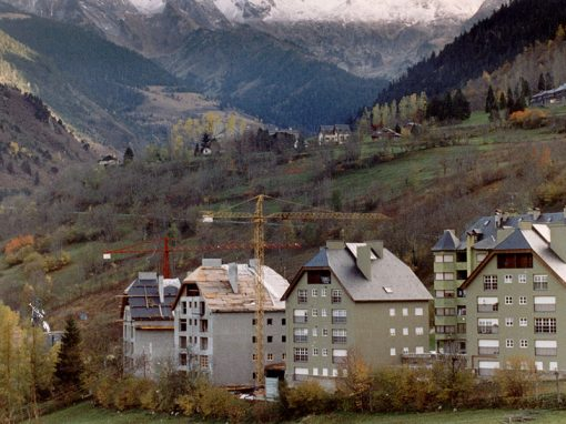 Social Housing Units in La Closa