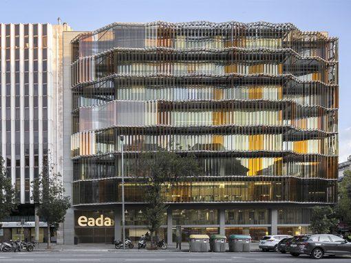 Edificio EADA en Barcelona