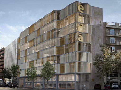 Edifici EADA a Barcelona