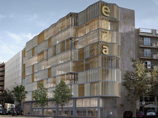 EADA Building in Barcelona