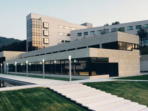 Hospital Comarcal de La Selva