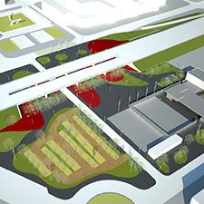 Urbanizació de la Plaça Cornellà