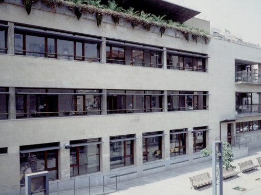 Plaza del Pueblo Romaní