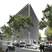Edifici de Doctorat en Arquitectura