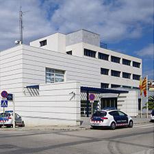 Comissaria de la Policia a Blanes