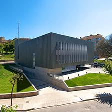 Prefectura de la Guardia Urbana a Lleida