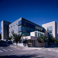 Edifici Judicial a Figueres