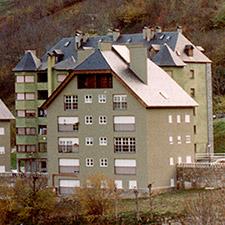 Habitatges de Protecció Oficial a La Closa