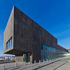 Edifici de la Policia Local a Lugo