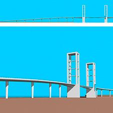 Pont al Port de Barcelona