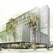 Residència Universitària a Bellvitge