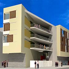 Habitatges a l'Hospitalet de Llobregat
