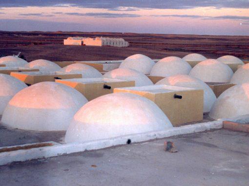 Complejo Sanitario Saharaui Hamada