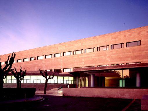Hospital Provincial de Santa María