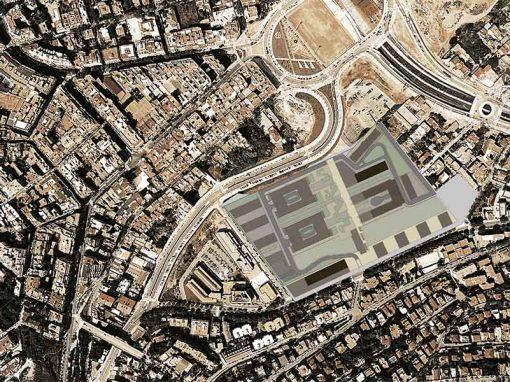 Antíc Hospital Militar de Barcelona
