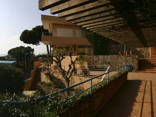 Horta House in Blanes