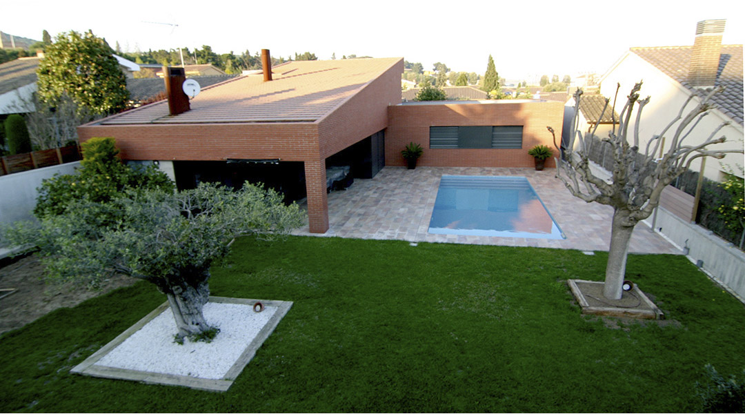 Casa carballo cdb arquitectura for Piscina carballo