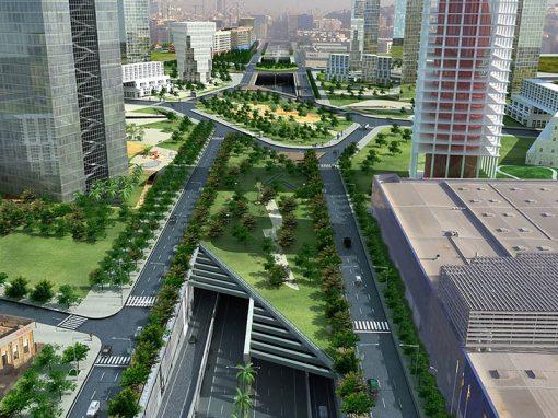 Urbanización para el Soterramiento de la Gran Vía