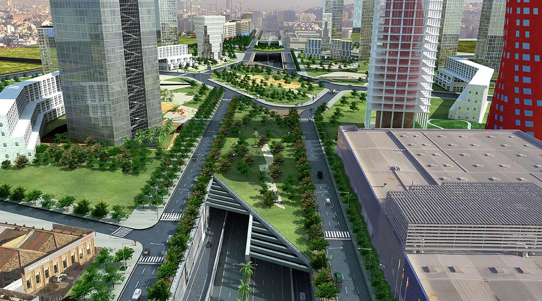 urbanizacion-para-el-soterramiento-en-gran- via