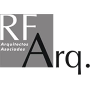 Logotipo de RF Arq