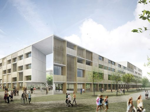 Health Sciences Complex – Santiago de Compostela University