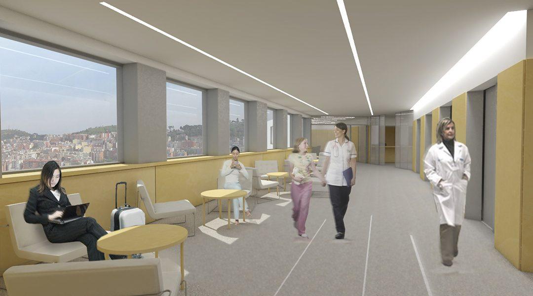 Nou centre de simulació clínica de l'Hospital Vall d'Hebron