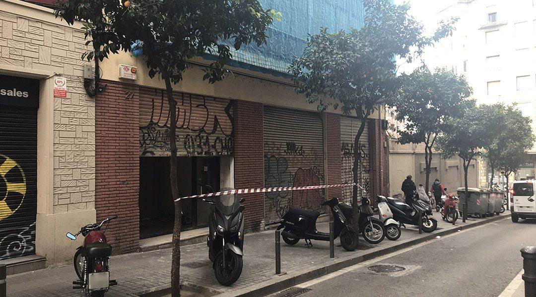 CDB Arquitectura inicia la col·laboració amb Núñez i Navarro per la direcció de les obres al carrer Bretón de los Herreros