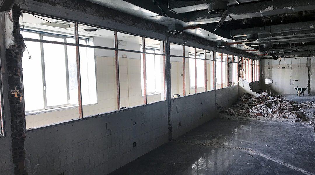 Comencen les obres del nou Centre de Simulació Clínica de l'Hospital Vall d'Hebron