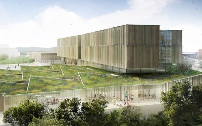Finalists of the new La Mirada School competition in Sant Cugat del Vallés, Barcelona