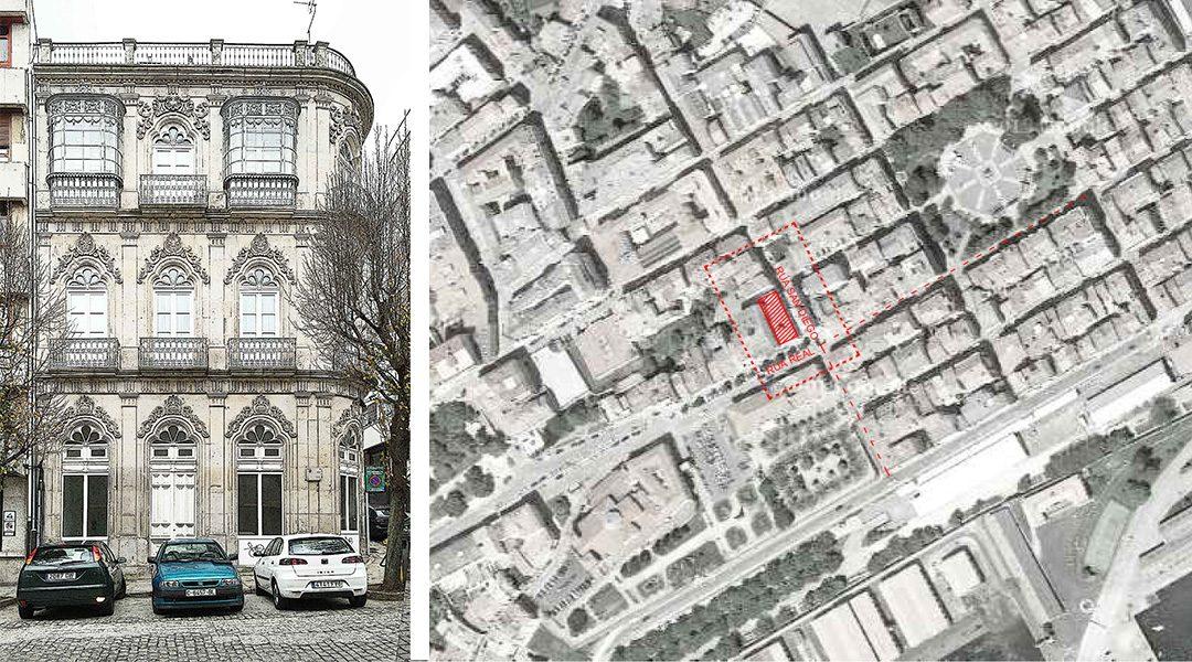 Arrencada de les obres del nou Bar Cafè Atelier a Ferrol, A Coruña