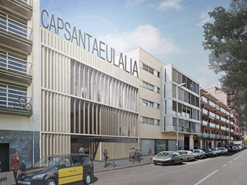 Santa Eulàlia Primary Care Center