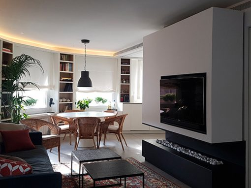 Apartment Reform in Ciutat de Balaguer 57 Street | Barcelona