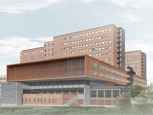 Reform and expansion of the Josep Trueta Hospital