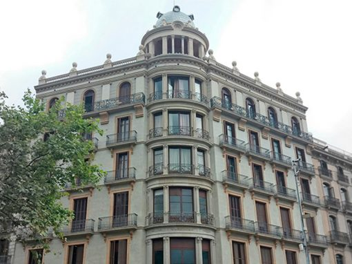 Building Reform in Pelai 62 Street | Barcelona