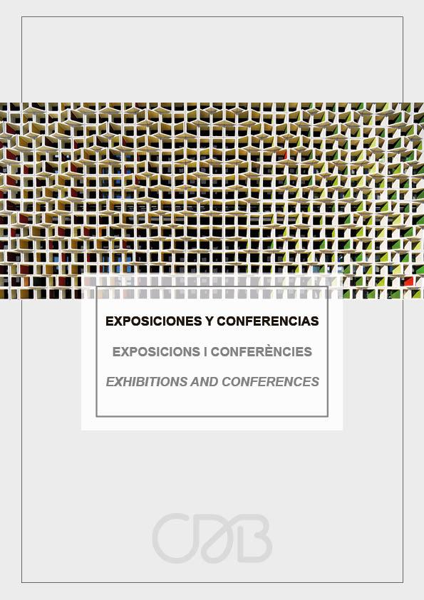 Descarga del PDF con nuestras exposiciones y conferencias