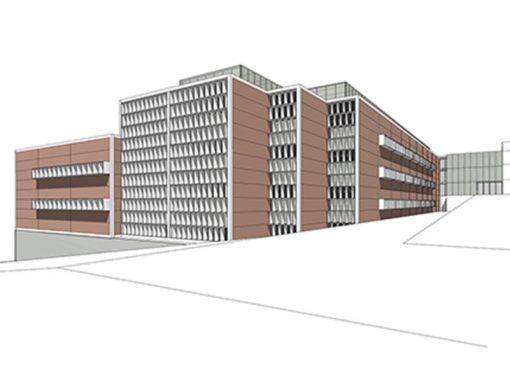 Ampliació del Centre Nacional de Microbiologia del campus del ISCIII | Majadahonda