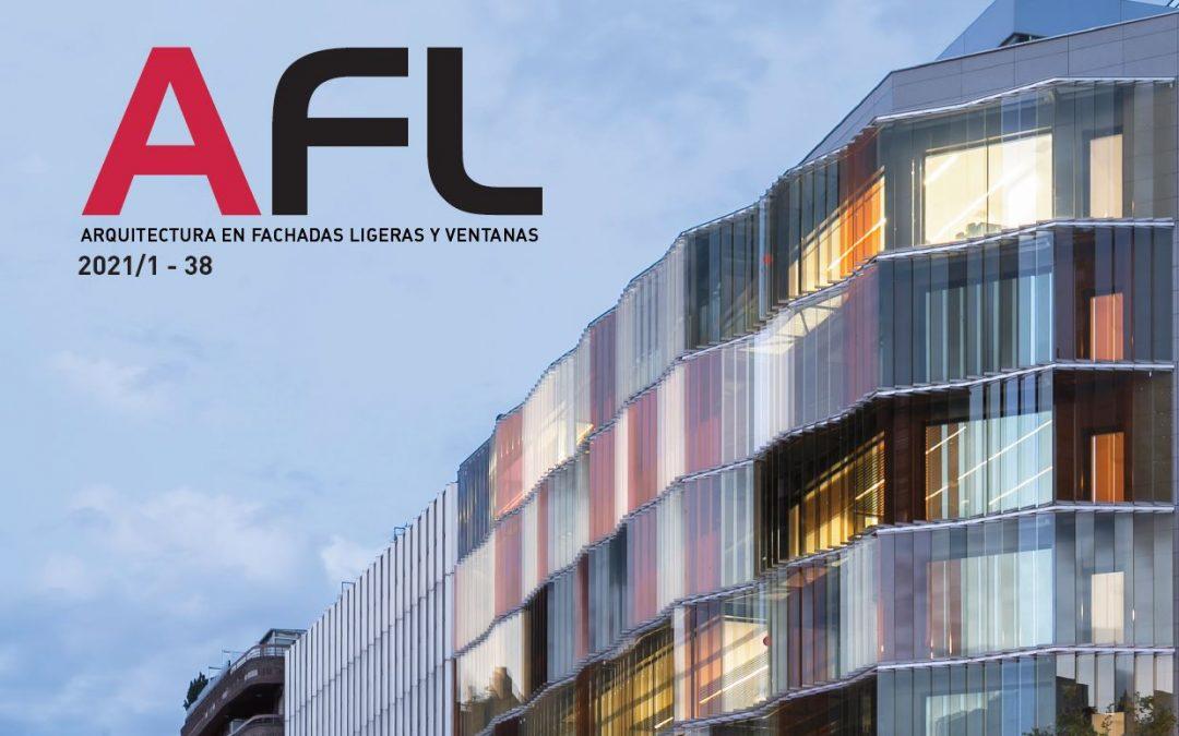 Publicación de EADA en la revista AFL